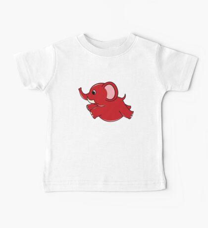 Plumpy Elephant Baby Tee