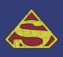 Inverted Superman T-Shirt