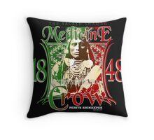 sacred shaman Throw Pillow