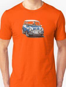 1991 Rover Mini Cooper  Unisex T-Shirt