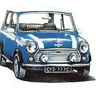 1991 Rover Mini Cooper  by mrclassic