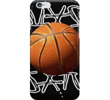 b ball iPhone Case/Skin
