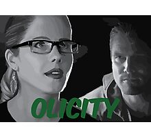 Olicity Photographic Print