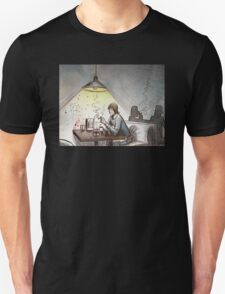 Coffee and Cigarettes Unisex T-Shirt