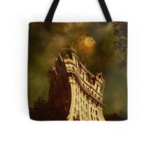 the DC nightmares Tote Bag
