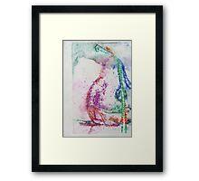 For Janis Z. Framed Print