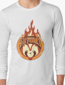 Vintage - Republic City Fire Ferrets Long Sleeve T-Shirt