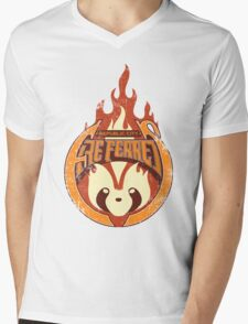 Vintage - Republic City Fire Ferrets Mens V-Neck T-Shirt