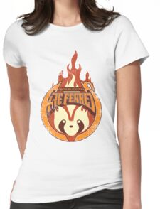 Vintage - Republic City Fire Ferrets Womens Fitted T-Shirt