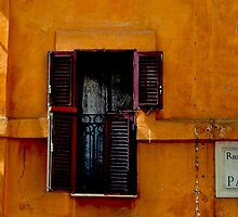 Roman Window by Thomas Barker-Detwiler
