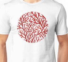 Red Coral Unisex T-Shirt