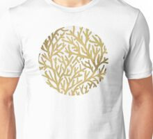 Gold Coral Unisex T-Shirt