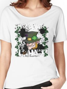 """""""Patrick was a Saint, I AIN'T!"""" Women's Relaxed Fit T-Shirt"""
