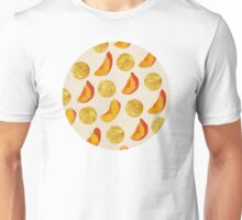 Gold Peaches Unisex T-Shirt