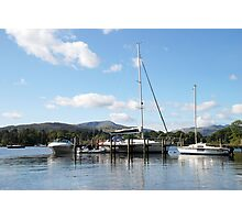 Lake Windermere, Ambleside Photographic Print