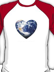good earth heart T-Shirt