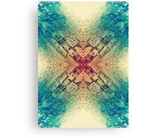 The Collapse Canvas Print