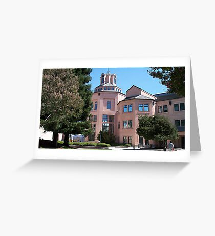 City Hall in Mountain View Greeting Card