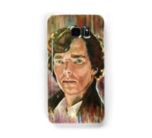 Sherlock Benedict Cumberbatch Samsung Galaxy Case/Skin