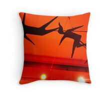 Dance for Me Throw Pillow
