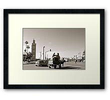 Maroc - Marrakech Framed Print