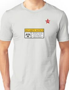 I.T HERO - Security Notice Unisex T-Shirt