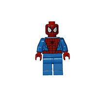 LEGO Spiderman by jenni460