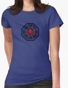 Dhydra Womens Fitted T-Shirt