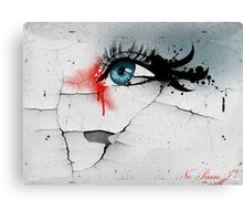 No Pain  Canvas Print