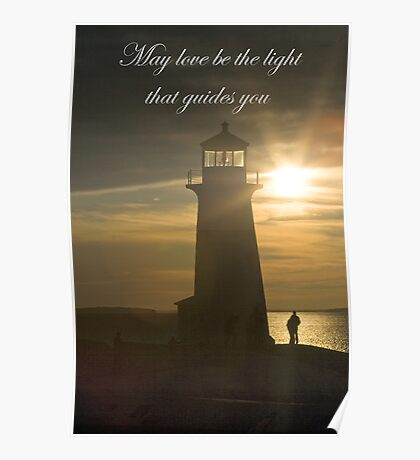 May Love Be The Light.... Poster