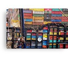 Maroc - Essaouira Canvas Print