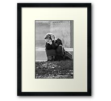 There's A Story Here, One of Millions...*(please read the description)*  Framed Print