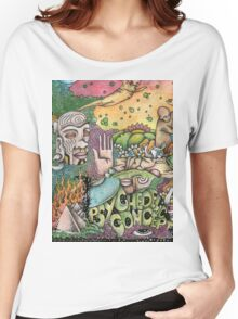 Psychedelic Art  Women's Relaxed Fit T-Shirt