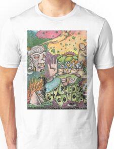 Psychedelic Art  Unisex T-Shirt