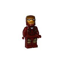LEGO Iron Man by jenni460