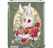 Rabbit Hole iPad Case/Skin