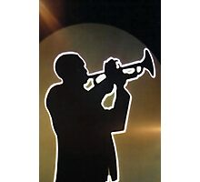 The Trumpet - A Font of Inspiration Photographic Print