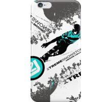 snow ski iPhone Case/Skin