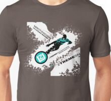 snow ski Unisex T-Shirt