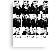 Noel Fisher #1 Fan  Canvas Print