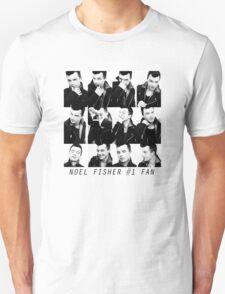 Noel Fisher #1 Fan  T-Shirt