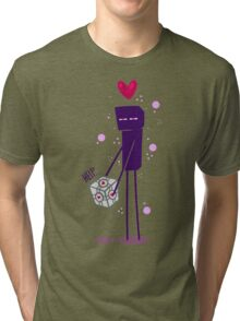 Companions Til The End Tri-blend T-Shirt