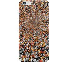 """Breaking Bad"" Edition of ""The Work"" 3200 Faces Collage. iPhone Case/Skin"