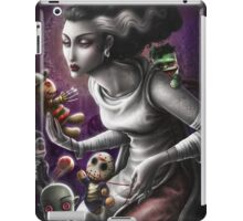 The Bride dollmaking iPad Case/Skin