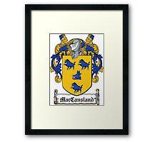 MacCausland (Derry) Framed Print