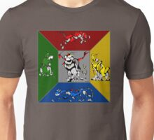 From Days of Long Ago.....Cubist Voltron Unisex T-Shirt