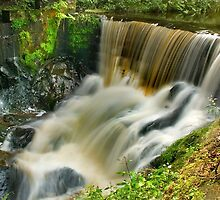 Pendle Water, Roughlee, Lancashire by Steve  Liptrot