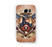 FOREVER YOUNG Samsung Galaxy Case/Skin
