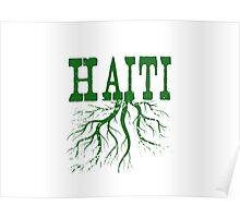 Haiti Roots Poster