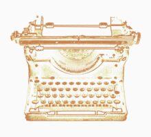 Typewriter Kids Clothes